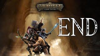 Gauntlet: Slayer Edition Gameplay Walkthrough END - Final Boss Fight Morak (1080P HD PS4)