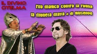 Rito anti rogna per Dj Giuseppe: la moneta Maya