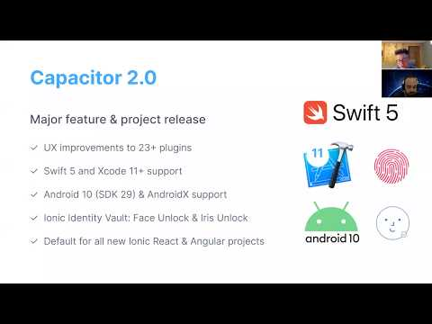 Capacitor 2.0: Mobile apps & PWAs from one codebase