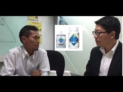 Testimoni Bisnis S Lutena - Pak Sugiyanto - S Lutena (Super Lutein) Business Testimonial