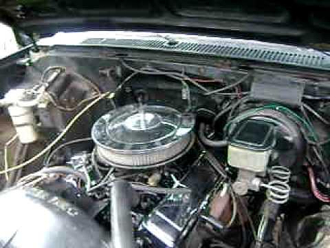 1985 chevy silverado with 305