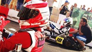 Go Kart Racing OnBoard in Ekarts Mallorca, Pariody