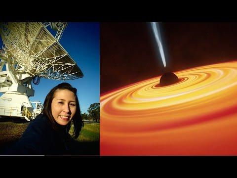 Why Study Physics? - Dr Vanessa Moss, University of Sydney