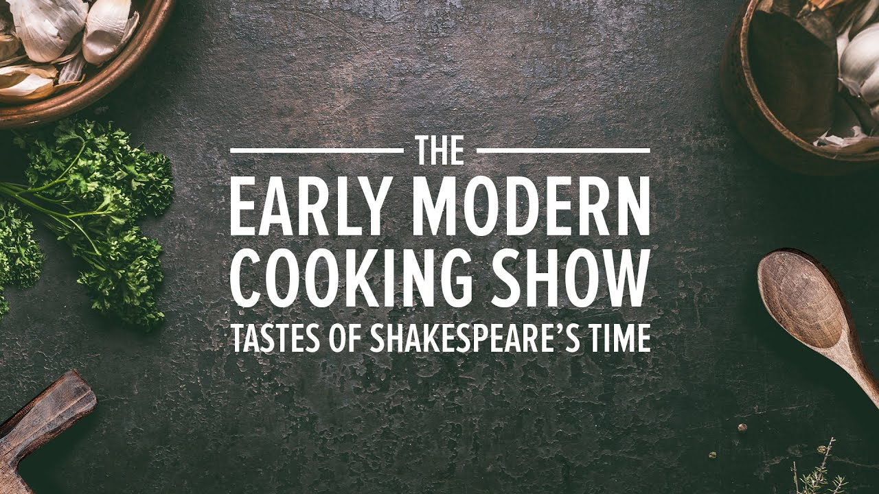 The Early Modern Cooking Show [Official Trailer] | STRATFEST@HOME