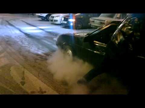 2109 AUTO-TERROR – burnout