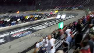 Keselowski wrecks Kyle Busch at Bristol Motor Speedway in 2016 Xfinity Series