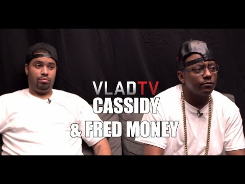Cassidy Admits Eminem Can Spit, But Isn't the King of Hip-Hop