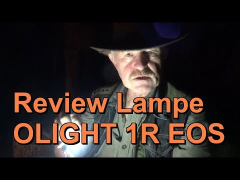 Review Lampe Olight i1R EOS