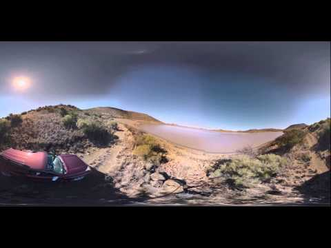 360 VR Video, 4x4 drive at Gariep Dam Forever Resort  - Photos of Africa