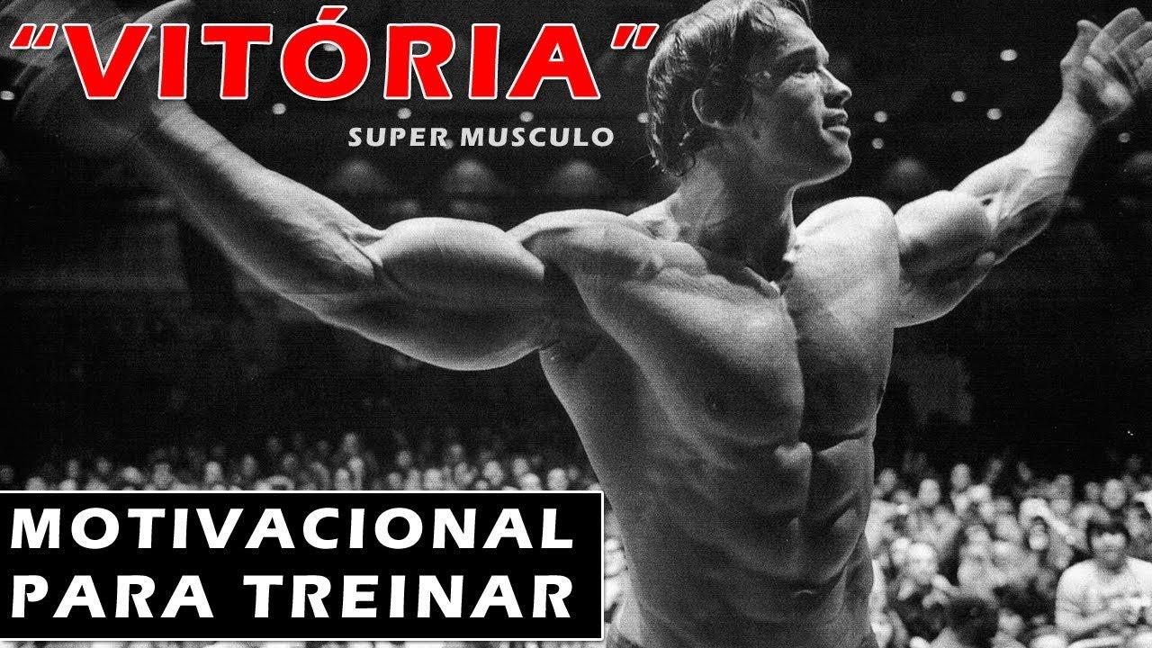 Motivação Bodybuilding 2019 Vitória Motivacional