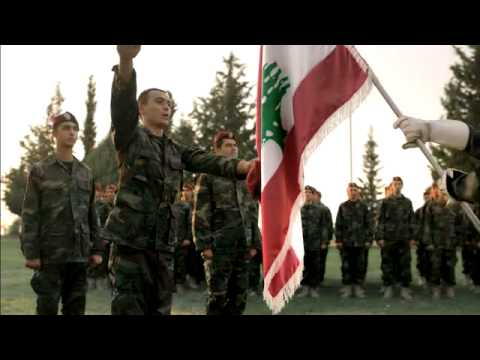 Alfa's tribute to the Lebanese Army