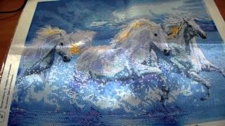 Вышивка бисером: Как оценить вышитую картину?