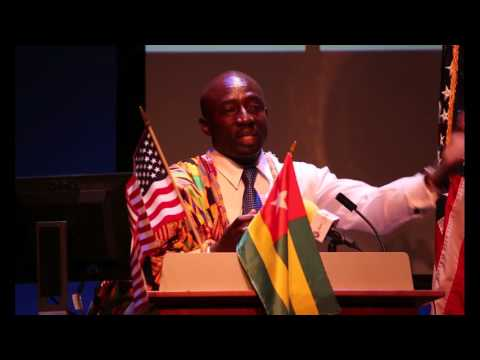 DTUSA Togo 56th Independence:  Speech of the President :  Victor Adoukonou