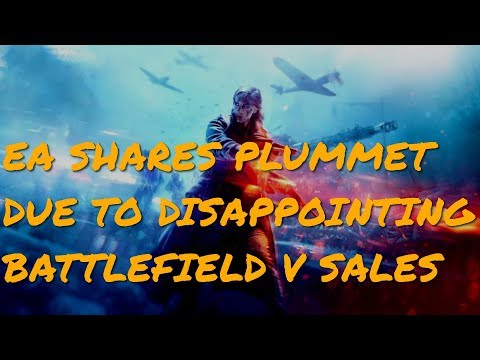 Electronic Arts 'Disappointed' By 7.3 Million Battlefield V Sales thumbnail