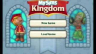 MySims Kingdom Game Review (Wii) TRAILER
