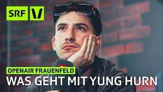Yung Hurn: Das verstörende Interview am Openair Frauenfeld 2018 | UNGESCHNITTEN