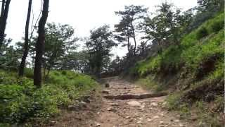 2012/5/16 韓国蔚山市・西生浦倭城(ソセンポウェソン)