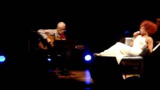 Elza Soares - Teatro FECAP