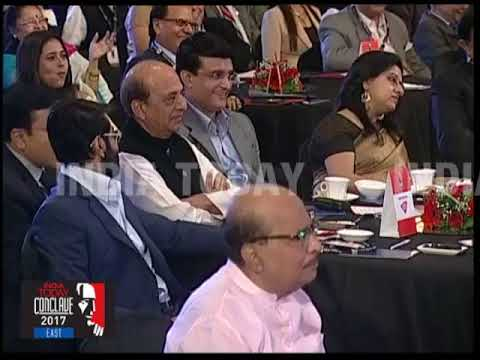 India Today Conclave East 2017: Mamata Banerjee On Divide Rule
