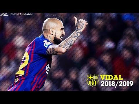 Arturo Vidal | 2018/19