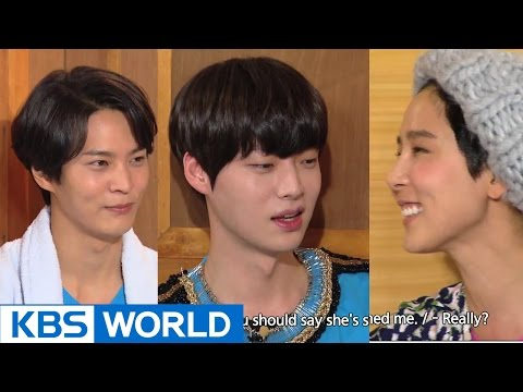Happy Together - Joo Won, Kim Jimin, Kim Nayoung & more! (2014.11.20)