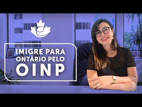 ONTARIO IMMIGRATION NOMINEE PROGRAM | O PROGRAMA DE IMIGRAÇÃO PARA O CANADÁ NA PROVÍNCIA DE ONTARIO