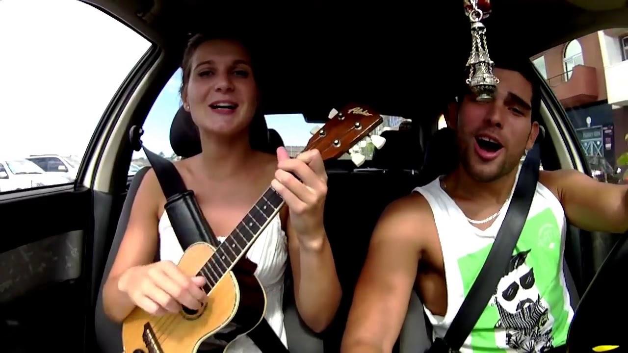La seine - Vanessa Paradis & M / Ukulélé cover/ car cover - YouTube