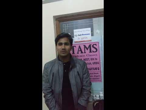 IELTS Mock Interview - TAMS Studies Aligarh