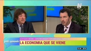 Debate entre liberales: Milei vs Segré- 06/03/19