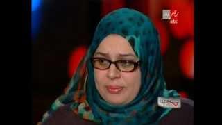 إنفراد تفاصيل لقاء الرئيس #مرسي مع زوجة الضابط المختطف