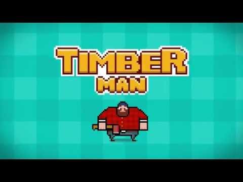 Timberman Steam Version
