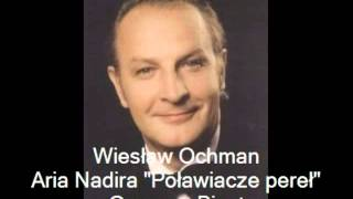 """Wiesław Ochman - aria Nadira """"Poławiacze pereł"""" ( Les Pecheurs de perles ) Georges Bizet"""