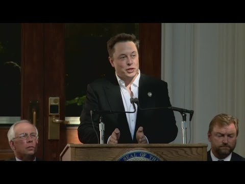 Video: Tesla News Conference