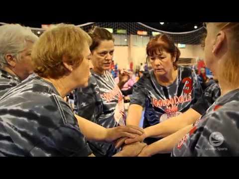 Huntsman World Senior Games - AT&T Uverse Documentary