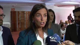 """Inauguración del Foro """"Mujer y Turismo de Canarias"""""""