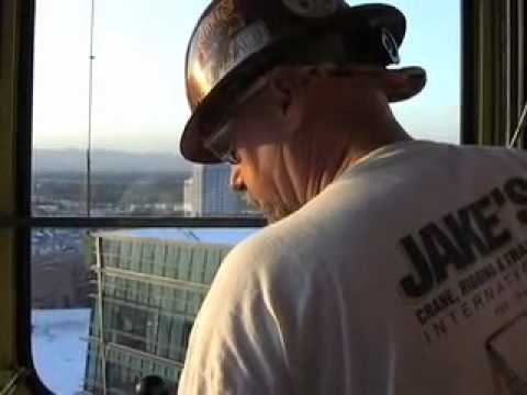 Rigging Course - A Day in the Life of a Crane Operator