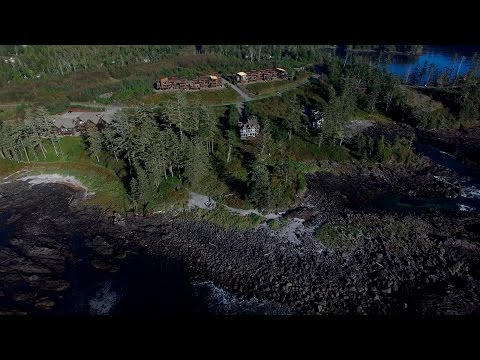 Big Beach Lodge - Ucluelet Luxury Accomodation