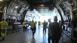 Antonov An-225 «Mriya» | Rundgang im Riesen-Frachter