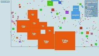 Agar.io (Paper.io) Big Cube