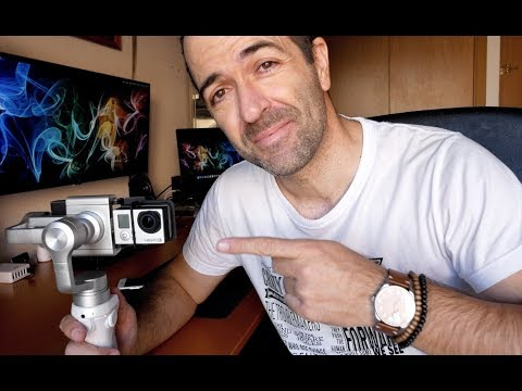 DJI OSMO MOBILE (REVIEW ESPAÑOL) + GOPRO