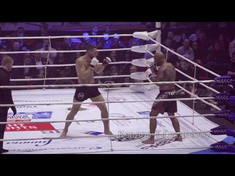 323 Майкель Фалькао (Бразилия) vs Владимир Минеев (Ульяновск)