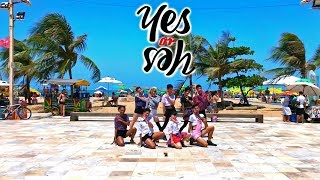 [KPOP IN PUBLIC CHALLENGE] TWICE - Yes or Yes Dance Cover by Rainbow+ from Brazil