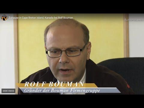 Zuhause in Cape Breton Island Kanada bei Rolf Bouman