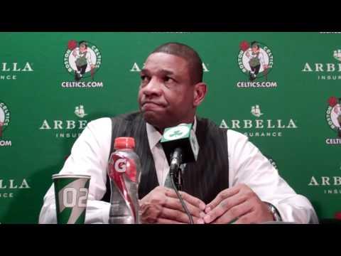 Jan 12 2011 Doc Rivers Celtics NBA K.C. Jones Kings