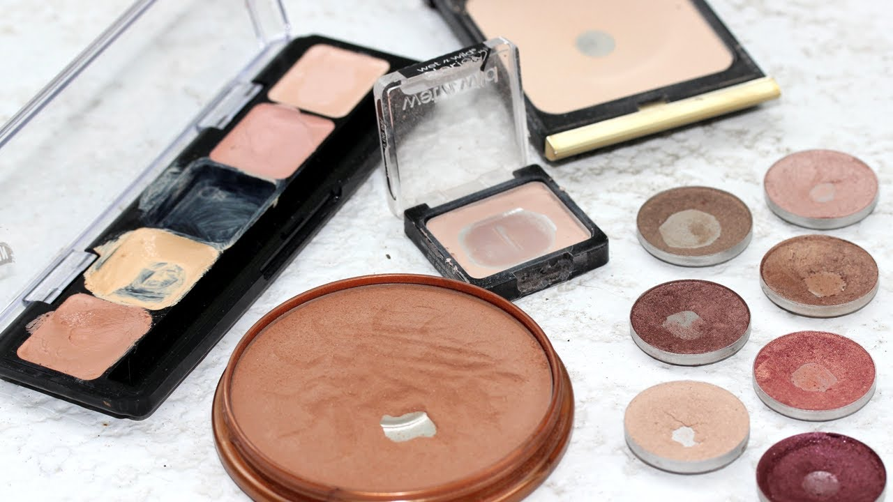Most Used Makeup | Hit the Pan TAG