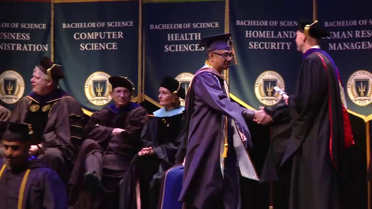Master\'s Degrees, Graduation 2016, Trident University International ...
