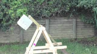 How To Make A Trebuchet