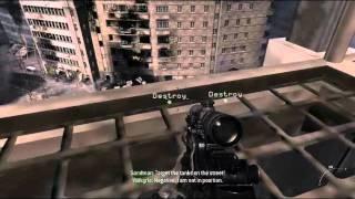 Call of Duty: Modern Warfare 3 - Gameplay - ATi 4350