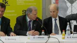 Skolkovo Foundation - Press Conference Berlin Part 3(, 2012-03-06T10:46:26.000Z)