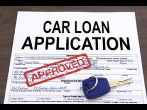 TOP 7 Steps - PRE-APPROVED CAR LOANS! - AUTO FINANCING